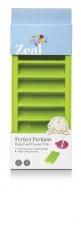 Lime Green Silicone Baby Food Freezer Tray CKS Zeal